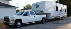RV.Net Open Roads Forum: Toy Haulers: Rear awning and ...