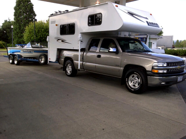 2014 Toyota Tacoma For Sale >> RV.Net Open Roads Forum: 2009 LANCE 825 on my 2000 1/2 ...